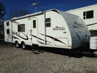 2008 Heartland North Trail Ultra Lite - 30 Foot - 28BHS