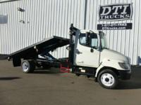 Turbo Diesel Engine With 175 HP. 2008 Hino 185 2008