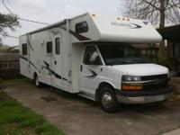 2008 Holiday Rambler Atlantis SE300. Selling this