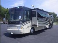 This is a nice 2008 Holiday Rambler Endeavor 40SKQ that