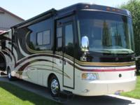 2008 Holiday Rambler Endeavor 40PDQ * Roadmaster