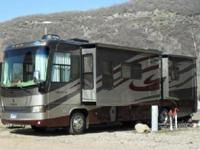 2008 Holiday Rambler Neptune Class A. This 2008 Holiday