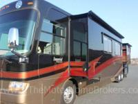 2008 HOLIDAY RAMBLER PRESIDENTIAL SUITE 5TH WHEEL MODEL