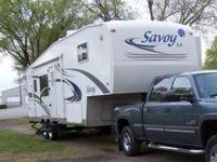 2008 Holiday Rambler Savoy LX M-29RKD. Nonsmoking Unit-