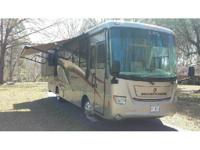 2008 Holiday Rambler Vacationer M34PDD Class A. 2008
