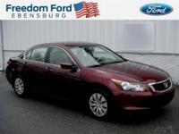 New In Stock.. Hurry and take advantage now! This Sedan