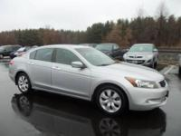 EPA 29 MPG Hwy/19 MPG City! Heated Leather Seats,