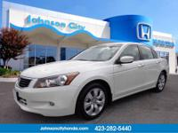 2008 Honda Accord Coupe EX-L Our Location is: Johnson