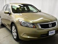 This 2008 Honda Accord Sdn EX is proudly offered by