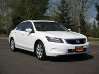 Body Style: Sedan Engine: 4 Cyl. Exterior Color: White
