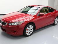 This awesome 2008 Honda Accord comes loaded with the