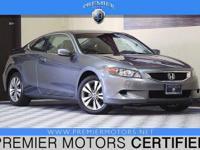 Options:  2008 Honda Accord 2.4 Ex-L Gray 2.4L 4