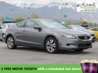 This 2008 Honda Accord EX-L will sell fast -Leather