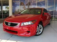 Accord EX-L. CARFAX One-Owner. Awards:* 2008 KBB.com