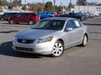 This outstanding example of a 2008 Honda Accord Sdn