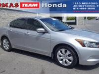 Located at Thomas Team Honda. 2 owner! Local trade!