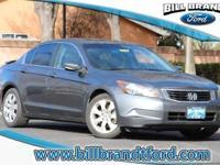 Options:  2008 Honda Accord Ex-L 4D Sedan|270-Watt