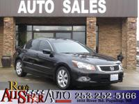 Options:  2008 Honda Accord Ex-L|When It Comes To
