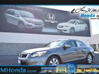Win a steal on this 2008 Honda Accord Sdn EX-L before