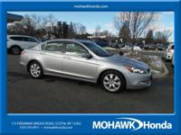 CLEAN AUTOCHECK and LOCAL TRADE. Accord EX-L, 4D Sedan,