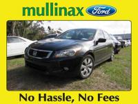 EXCELLENT IN A ND OUT!!! MULLINAX CERTIFIED PRE-OWNED