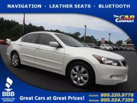 Used 2008 Honda Accord Sedan,  DESIRABLE FEATURES: