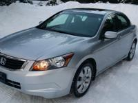 THIS IS A BEAUTIFUL HONDA ACCORD - CLEAN CARFAX - NO