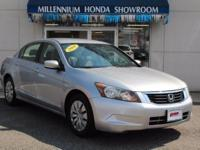 This  Accord Sdn 4dr I4 Man LX-P  is a New Arrival at