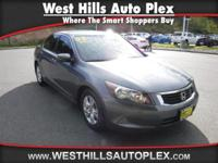 This 2008 Honda Accord LX-P will sell fast Priced to