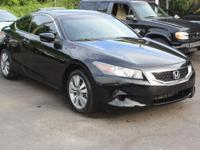 2008 Honda Accord LX-S Coupe AT...Great Gas