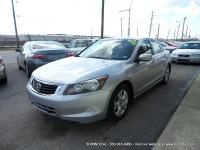 CARFAX 1 OWNER 2008 Honda Accord LX-P with 5-Speed