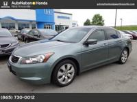 2008 Honda Accord Sdn Our Location is: AutoNation Honda