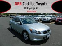 2008 Honda Accord Sedan EX-L Our Location is: ORR