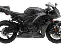 Description MUST SEEFlat gray 2008 Honda CBR 600RR