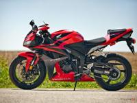 Description I have a 2008 CBR600rr with 1500 miles on
