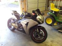 Great condition Honda CBR1000RR with only 9079 miles.