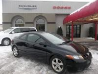 Introducing the 2008 Honda Civic! Take a better look at