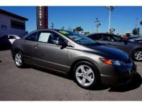 ~ ~ 2008 Honda Civic EX ~ ~ CARFAX: 1-Owner, Buy Back