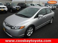 Gray w/Leather Seat Trim, Alloy wheels, AM/FM/CD Audio