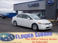 LOCAL TRADE and ACCIDENT FREE CARFAX. Civic LX and