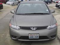 2008 Honda Civic Coupe Our Location is: Value Ford -