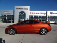 2008 HONDA Civic Coupe Our Location is: Beardmore