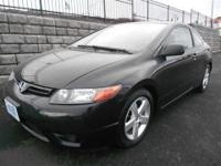 2DR. 5 Speed Manual. PW. PL. Keyless Entry. Sunroof.