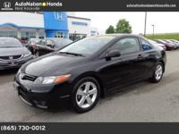 2008 Honda Civic Cpe Our Location is: AutoNation Honda