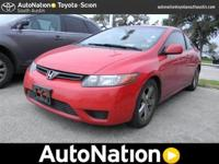 Check out this gently-used 2008 Honda Civic Cpe we