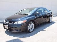 2008 Honda Civic Cpe Coupe Si Our Location is: Cadillac
