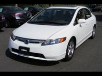 Exterior Color: taffeta white, Body: EX Sedan, Engine: