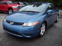 Year: 2008 Make: Honda Model: Civic Trim: EX Coupe AT