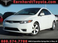 We are happy to offer you this 2008 Honda Civic which