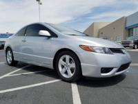 Come see this 2008 Honda Civic Cpe EX. Its Automatic